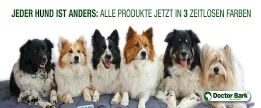 Doctor Bark Premium Hundeshop bei dog-living.de